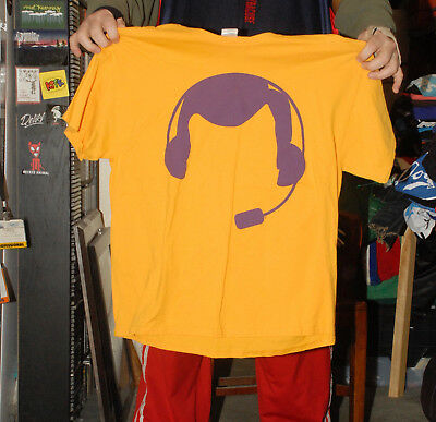 f369f3b10 Chick Hearn Los Angeles Lakers Rare Stadium Give Away T Shirt Hall Of Fame  Tv Xl