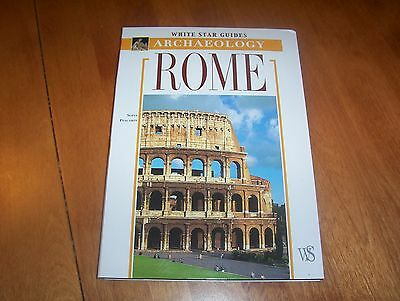 Archaeology : ROME Ancient Roman City Empire Society Architecture Sites Book NEW