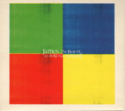 James - The Best Of (Limited Edition 2 X CD)