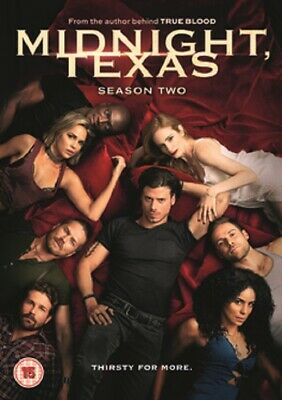 Midnight Texas Season 2 Series Two Second (Francois ArnaudDylan Bruce) New DVD