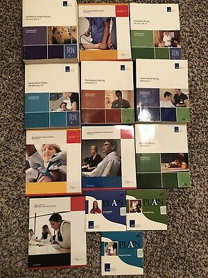 ATI RN CONENT Mastery Series Review Modules