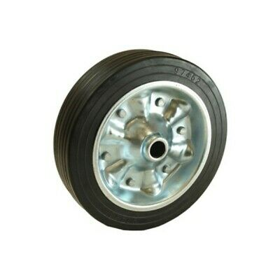 Jockey Wheel Spare Wheel Solid Tyre -225mm For MP9745 Maypole 97452