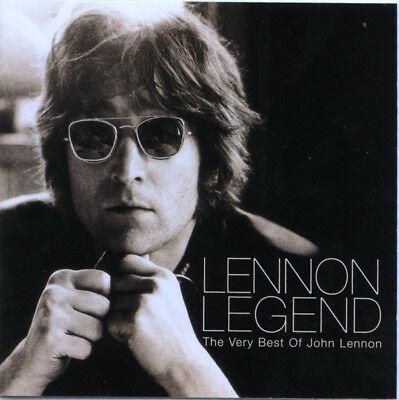 John Lennon ‎– Lennon Legend - The Very Best Of John Lennon - CD