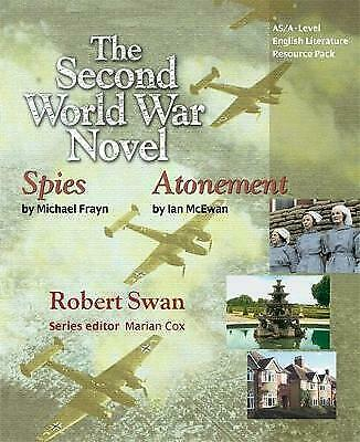 AS/A-Level English Literature: Second World War Novels - Atonement and Spies Tea