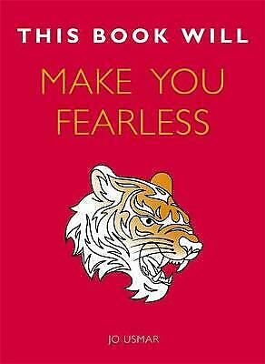 This Book Will Make You Fearless, Usmar, Jo