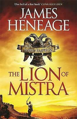 The Lion of Mistra, Heneage, James