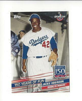 2019 Topps Opening Day Baseball 150 Years of Fun Insert Singles - You Choose