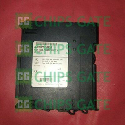 1PCS Used GE FANUC IC695PSD040B Tested in Good Condition Fast Ship