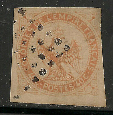 French Colonies - General Issues Scott         5  Used