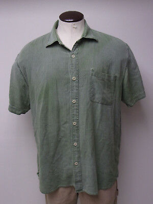 ae92d8ec7015 MENS NAT NAST Luxury Originals Button Shirt Size Xl Navy Green ...