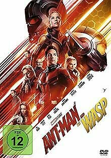 Ant-Man and the Wasp von Peyton Reed | DVD | Zustand neu
