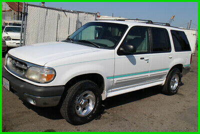 1999 Ford Explorer XL 1999 Ford Explorer XLT Automatic 6 Cylinder No Reserve