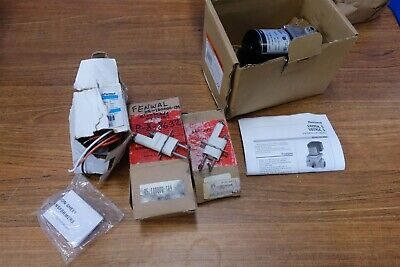 Raku Gas Kiln Burner Parts Honeywell V8295A1016 Gas Valve Fenwall Safety Burner