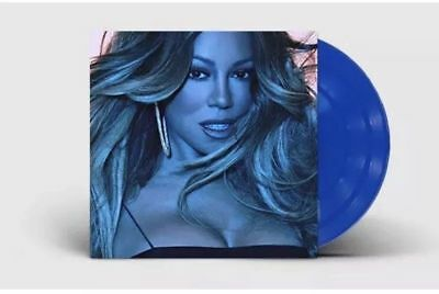 Mariah Carey Caution Opaque Blue Lp Vinyl Lp Limited Sold Out Pre Order Album