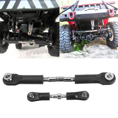 Upgrade Modification Steering Pull Rod For WPL 1/16 B-1 B-16 B-24 C14 C24 RC Car