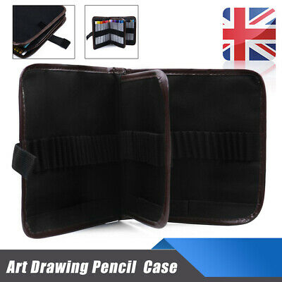 72Colors Art Drawing Oil Base Marco Fine Non-toxic Pencil Set Artist Sketch Case