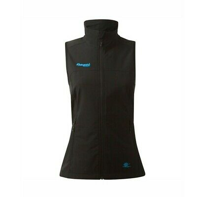 Bergans Veten Lady Vest Damen Softshellweste black