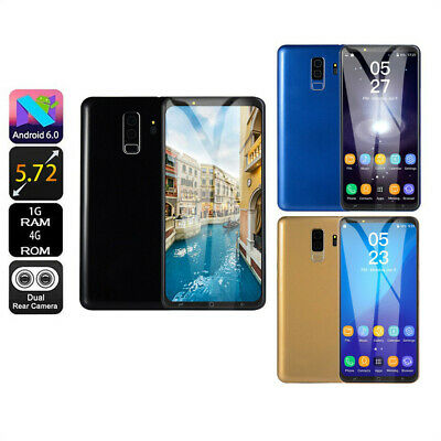 """USA Unlocked 5.7"""" Cheap Android 6.0 Smartphone Cell phone 3G GSM WIFI GPS"""