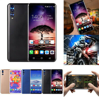 Dual HD 5.72 inch Camera Smartphone Android 6.0 WiFi GPS 3G Call Mobile Phone