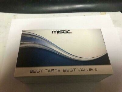 Mistic Electronic Cigarette 5 Cartridge Refills MENTHOL 1.2 %  Lot of 12 Packs