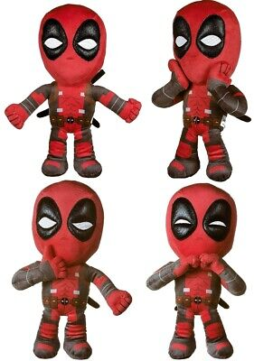 "New Official 12"" Deadpool Soft Plush Toys"