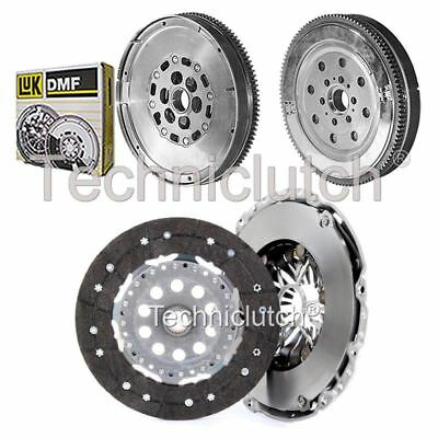 Ecoclutch 2 Part Clutch Kit And Luk Dmf For Opel Vectra C Saloon 1.9 Cdti