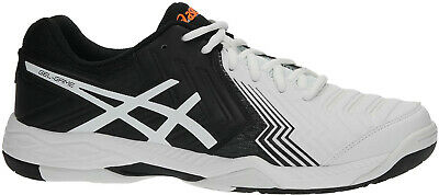 46dc5820a77 ASICS UP COURT 2 Men's Badminton Shoes Squash Indoor Sports Red NWT ...