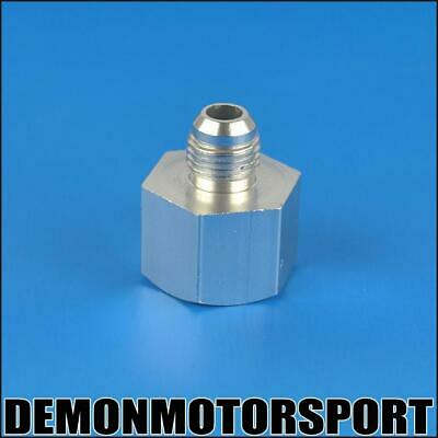 AN10 -10 Female To AN6 -6 Male Reducer Adapter Joiner Fitting SILVER