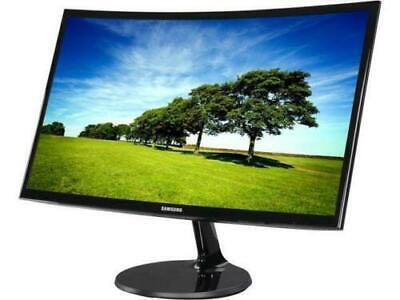 "Samsung C24F390FHN CF390 Series Curved 24"" Screen LED-lit Monitor 1920x1080 (OB)"