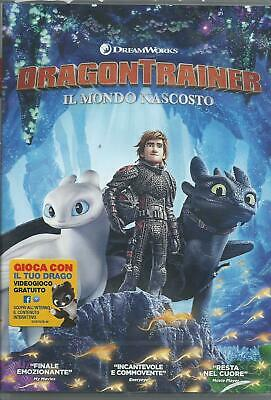 Dragon trainer 3. Il mondo nascosto (2019) DVD
