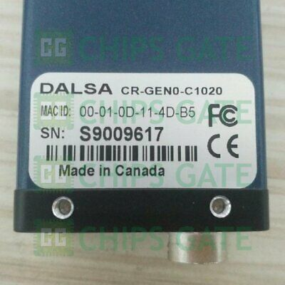 1PCS USED DALSA CR-GEN0-C1020 with 60days warranty Tested in Good Condition