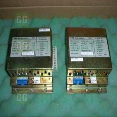 1PCS Used ABB DSSB146 /DSSB-146/(48980001-AP/2) /48980001-AP Tested Fast Ship