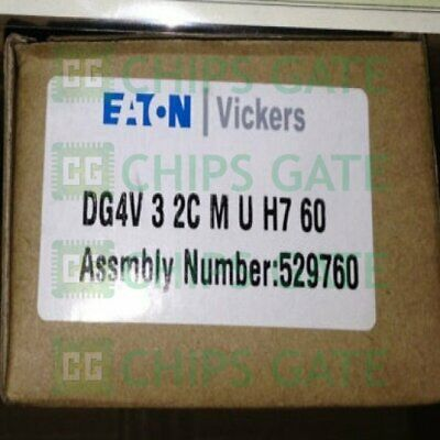 1PCS NEW VICKERS DG4V-3-2C-M-U-H7-60 24V Fast Ship