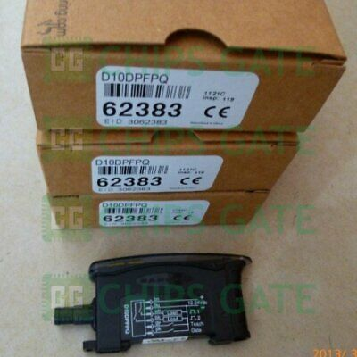 Banner Engineering D10AFPQ 72809 BRAND NEW IN BOX!!