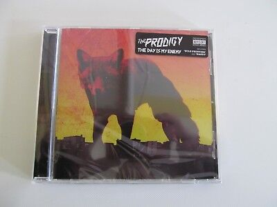 THE PRODIGY THE DAY IS MY ENEMY CD NEW SEALED ALBUM EXPERIENCE NO TOURISTS rave