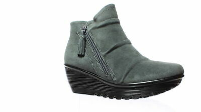 6ca4cce611d7  38.79 Buy It Now 21d 14h. See Details. Skechers Womens Parallel Charcoal  Suede Booties Size 8 (194846)