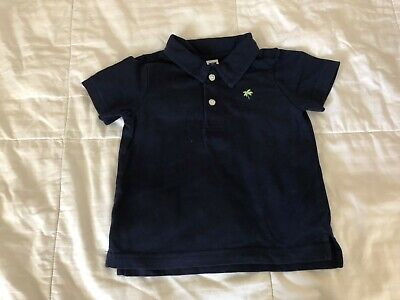 Janie and Jack baby boy shirt 12-18 months old  W19A