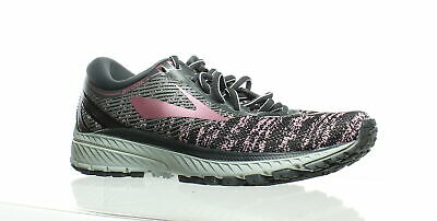 973f636ecb0 BROOKS WOMENS GHOST 10 Gray Running Shoes Size 9 (221405) -  72.99 ...