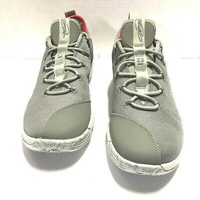 17b5aef9aa8 SALE NIKE LEBRON 14 Low Xiv Dark Stucco Vintage Green Orange 878636 ...