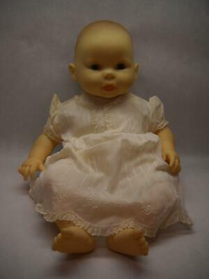"""12 Large 4.5/"""" NEW Vintage Doll Smile Face Head Hallow Baby Open Eyes"""