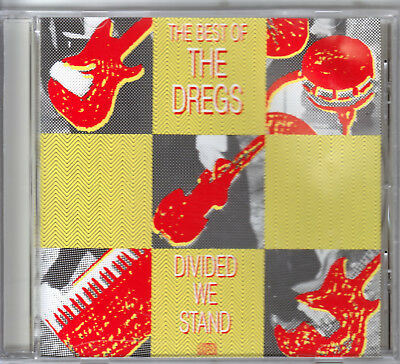 Dixie Dregs - The Best Of The Dregs:  Divided We Stand Cd