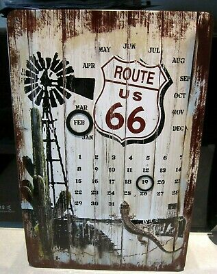 "METAL WALL SIGN 11.5/""x11/"" 29x28cm EMBOSSED USA FINISH ROUTE 66,CALIFORNIA"