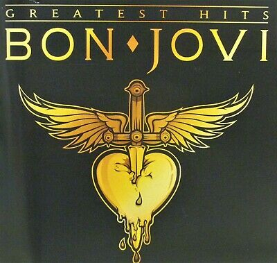 Greatest Hits:The Ultimate Collection by Bon Jovi NEW! CD 16 Best Hits,FREE ship