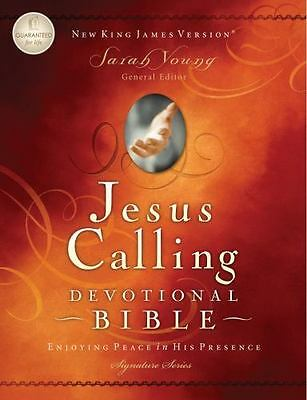 Jesus Calling Devotional Bible : Enjoying Peace in His Presence by S.Young [PDF]
