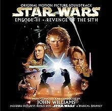 Star Wars Episode III: Revenge of the Sith von John Williams | CD | Zustand gut