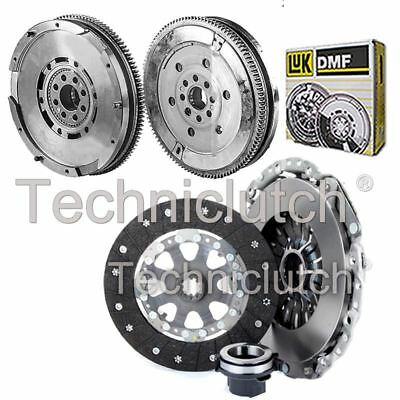 Ecoclutch 3 Part Clutch Kit And Luk Dmf For Bmw 5 Series Estate 520I