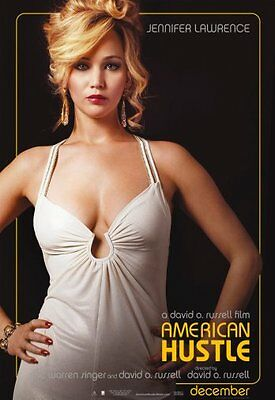 American Hustle Movie Poster 24inx36in Poster