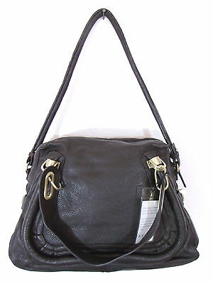 a3959f7e7 Besso Brown Leather Luxury Italian Shoulder Bag Handbag Tote Purse B15