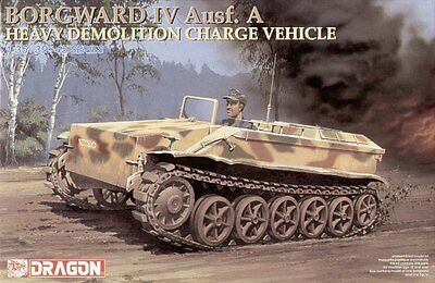 Dragon 6101 1/35 Borgward IV Ausf.A