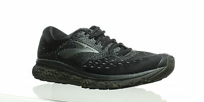 9c5e7a6ef9f BROOKS MENS GLYCERIN 16 Black Ebony Running Shoes Size 11.5 (227673 ...